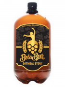 BELA OATMEAL STOUT PET GROWLER 1 LITRO