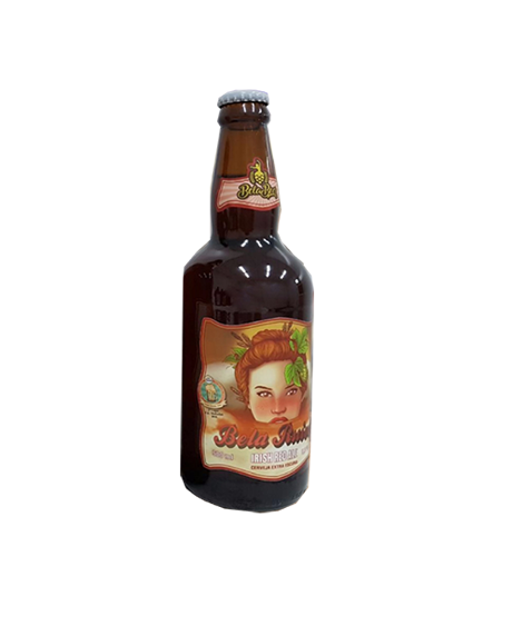 BELA RUIVA IRISH RED ALE - R - 500ML
