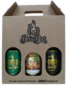 Kit Cervejas Encorpadas