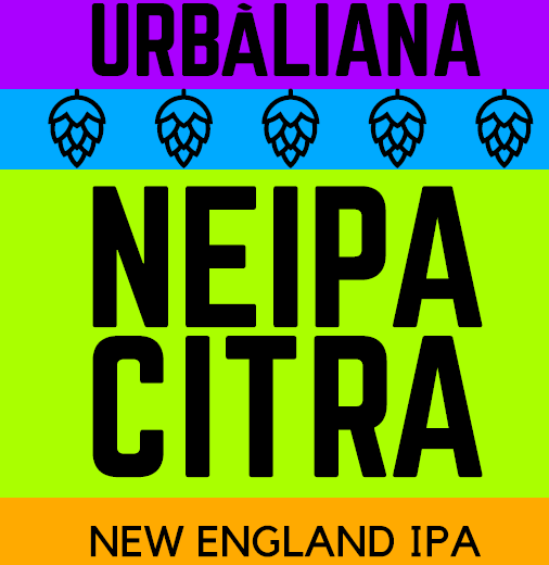 NEIPA CITRA PET GROWLER 1 LITRO
