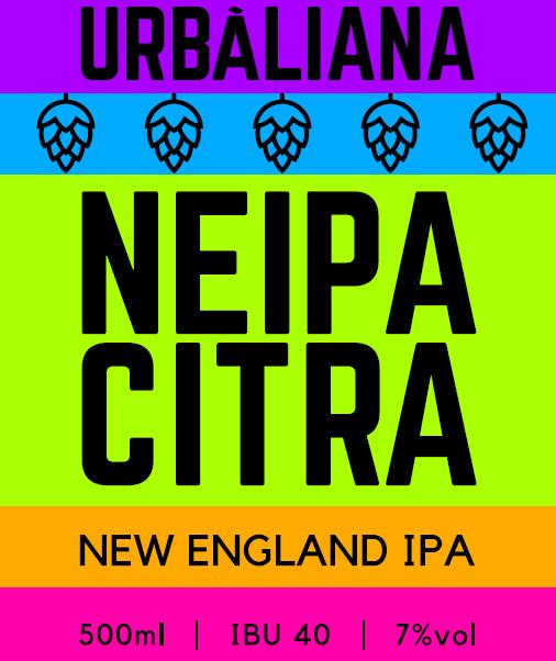NEIPA CITRA - R - 500ML