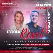 Escola Reset em São Paulo - ESGOTADO - Vendas disponíveis apenas no local