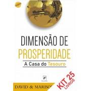KIT Dimensão de Prosperidade - 25 unidades