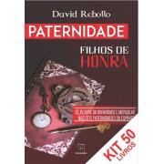 KIT Paternidade - 50 unidades Lançamento 7 de setembro
