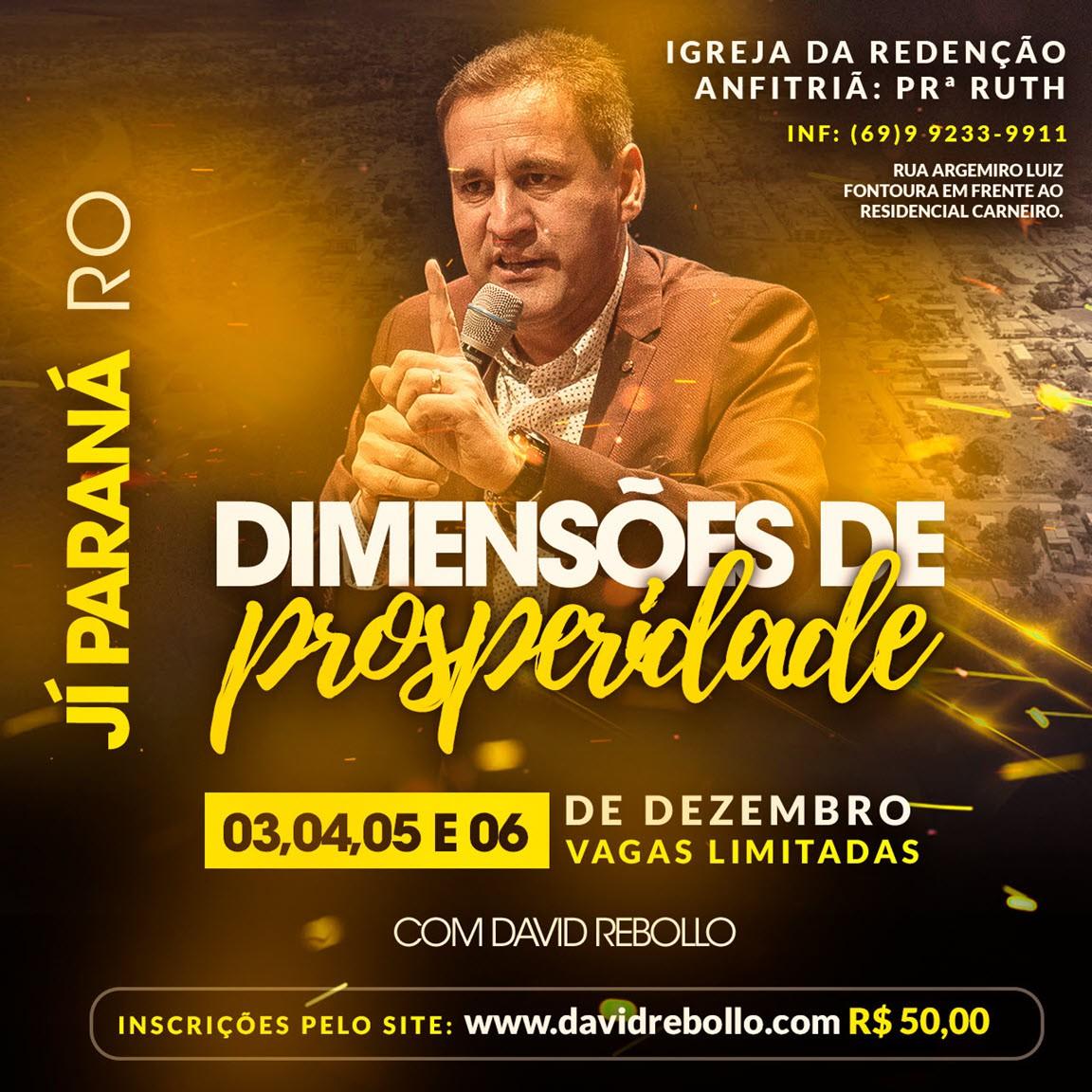 Escola Dimensões de Prosperidade em Jí Paraná - RO