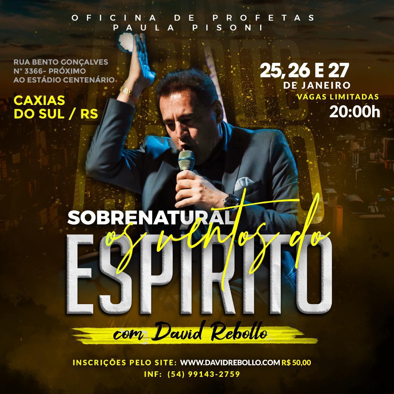 Escola Os ventos do Espírito - Caxias Do Sul - Rio Grande do Sul