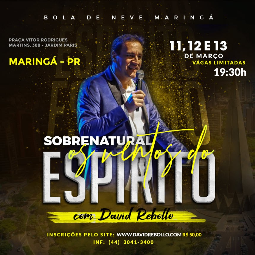 Escola os Ventos do Espírito - Maringá - PR