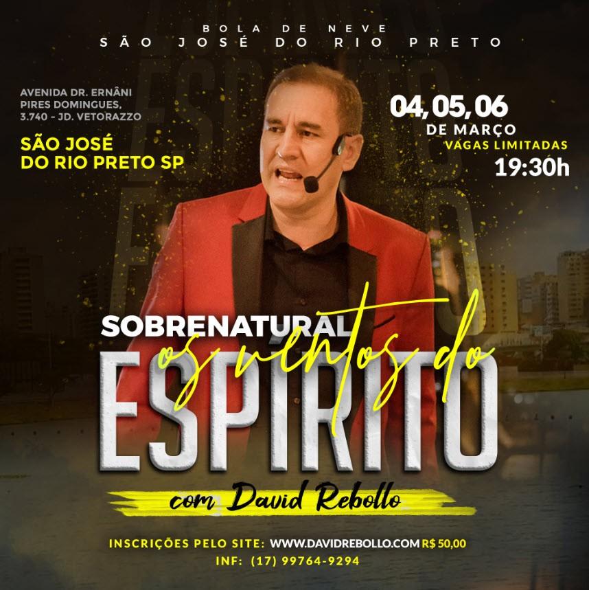 Escola os Ventos do Espírito - São José do Rio Preto - SP