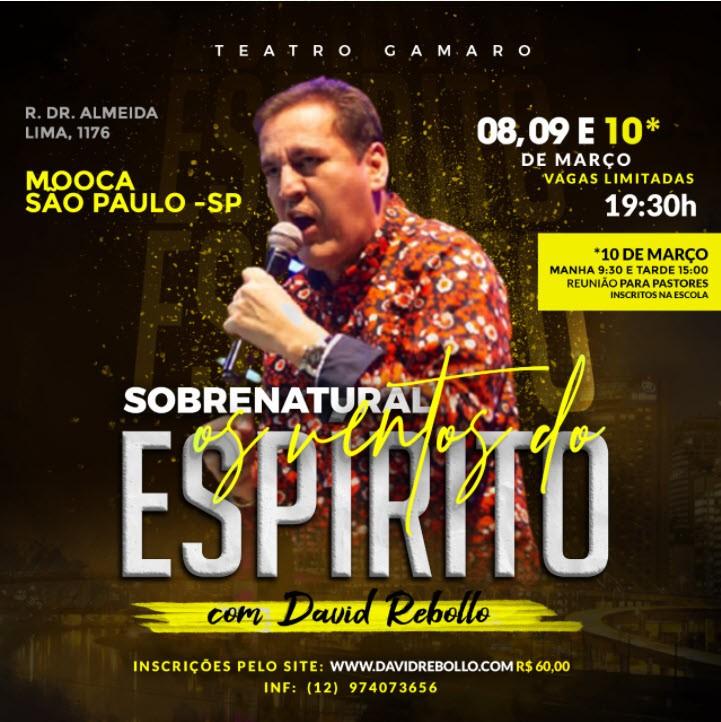 Escola os Ventos do Espírito - São Paulo - SP