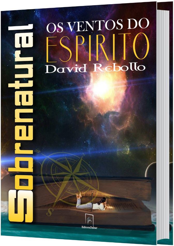 Lançamento - Sobrenatural - Os Ventos do Espírito