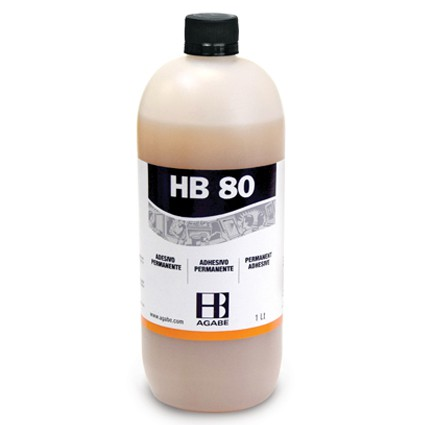 ADESIVO PERMANENTE HB-80  - AUGE SILK & SIGN