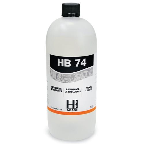 CATALISADOR HB-74  - AUGE SILK & SIGN