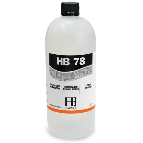CATALISADOR HB-78  - AUGE SILK & SIGN