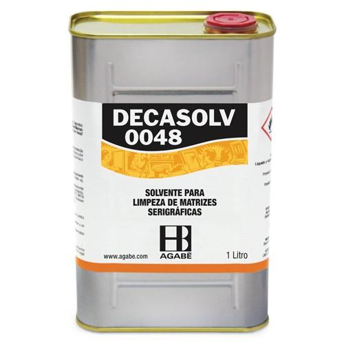 DECASOLV 0048  - AUGE SILK & SIGN