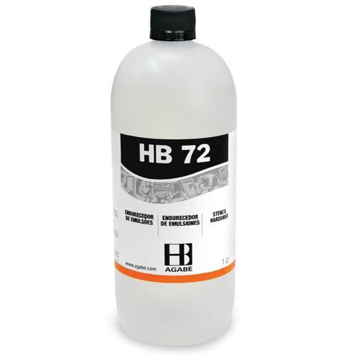 ENDURECEDOR HB-72  - AUGE SILK & SIGN