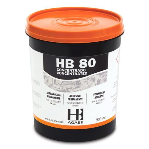 ADESIVO PERMANENTE HB-80 CONCENTRADO  - AUGE SILK & SIGN