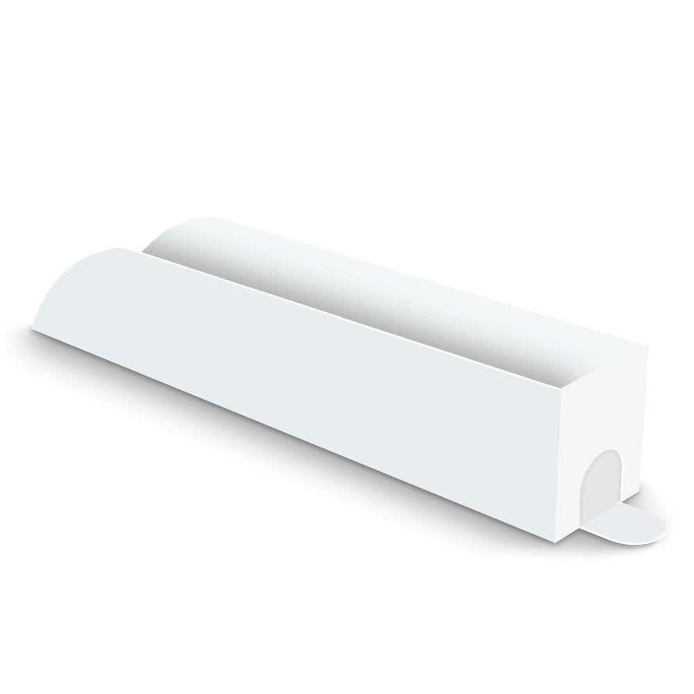 Embalagem para Churros Interno Gourmet - WHITE - 100 unidades  - 24 PRINT EMBALAGENS