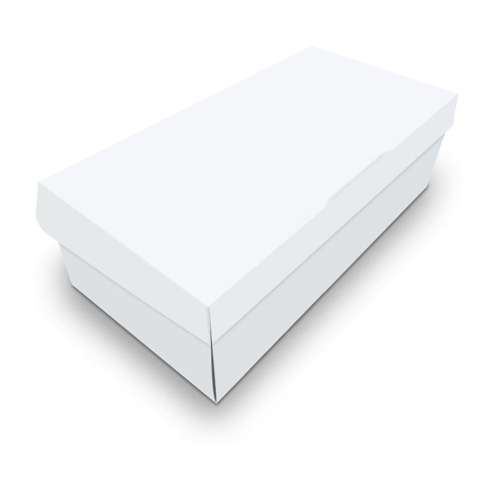 Embalagem para Donuts - 2 unidades - WHITE - 100 unidades  - 24 PRINT EMBALAGENS