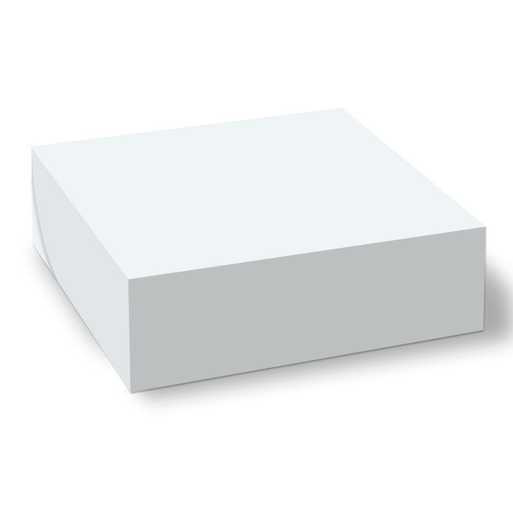 Embalagem para Donuts (Com Divisórias) - 4 unidades - WHITE - 100 unidades  - 24 PRINT EMBALAGENS