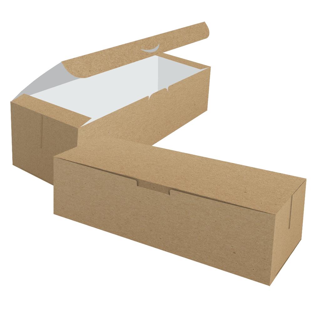 Embalagem para Hot Dog Delivery - Pequeno - KRAFT - 100 unidades  - 24 PRINT EMBALAGENS