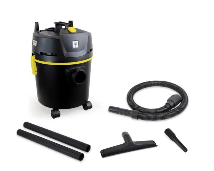 Aspirador de pó e líquidos KARCHER NT 585 BASIC 110V ( FUNÇÃO SOPRADOR)