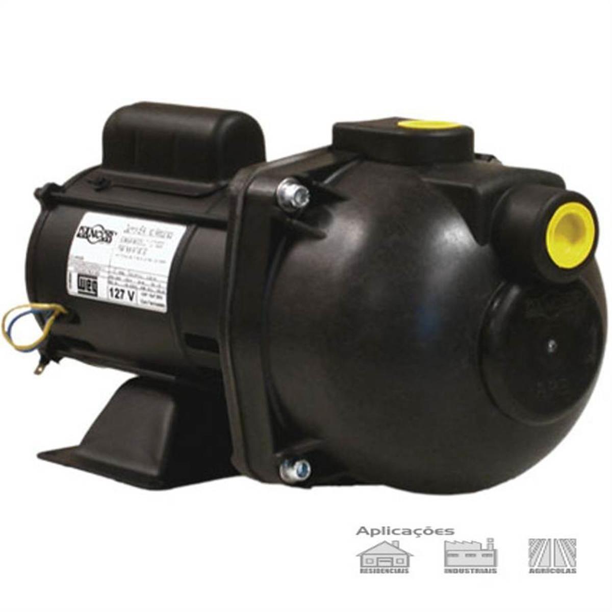 Bomba Autoaspirante Dancor Ap-3c (77) 3/4 cv monofásica 110/220v
