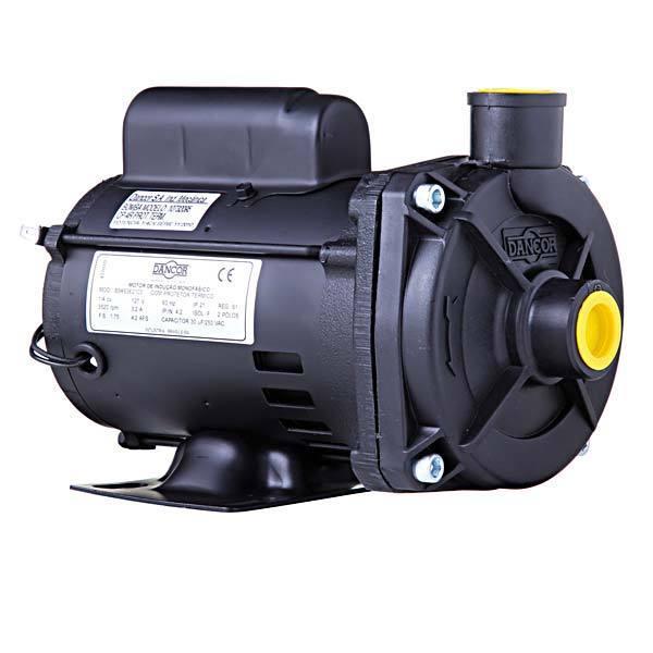 Bomba centrifuga DANCOR CP-4R 1/2CV  127/220V Monofásica
