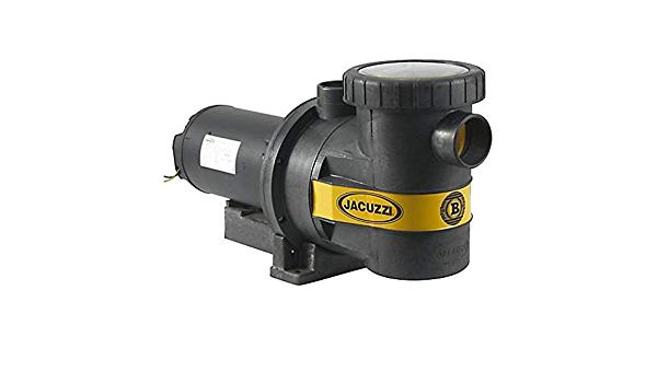 Bomba Jacuzzi com Pré-filtro para Piscina 3B-T 3,0 CV 220/380 V Trifásica