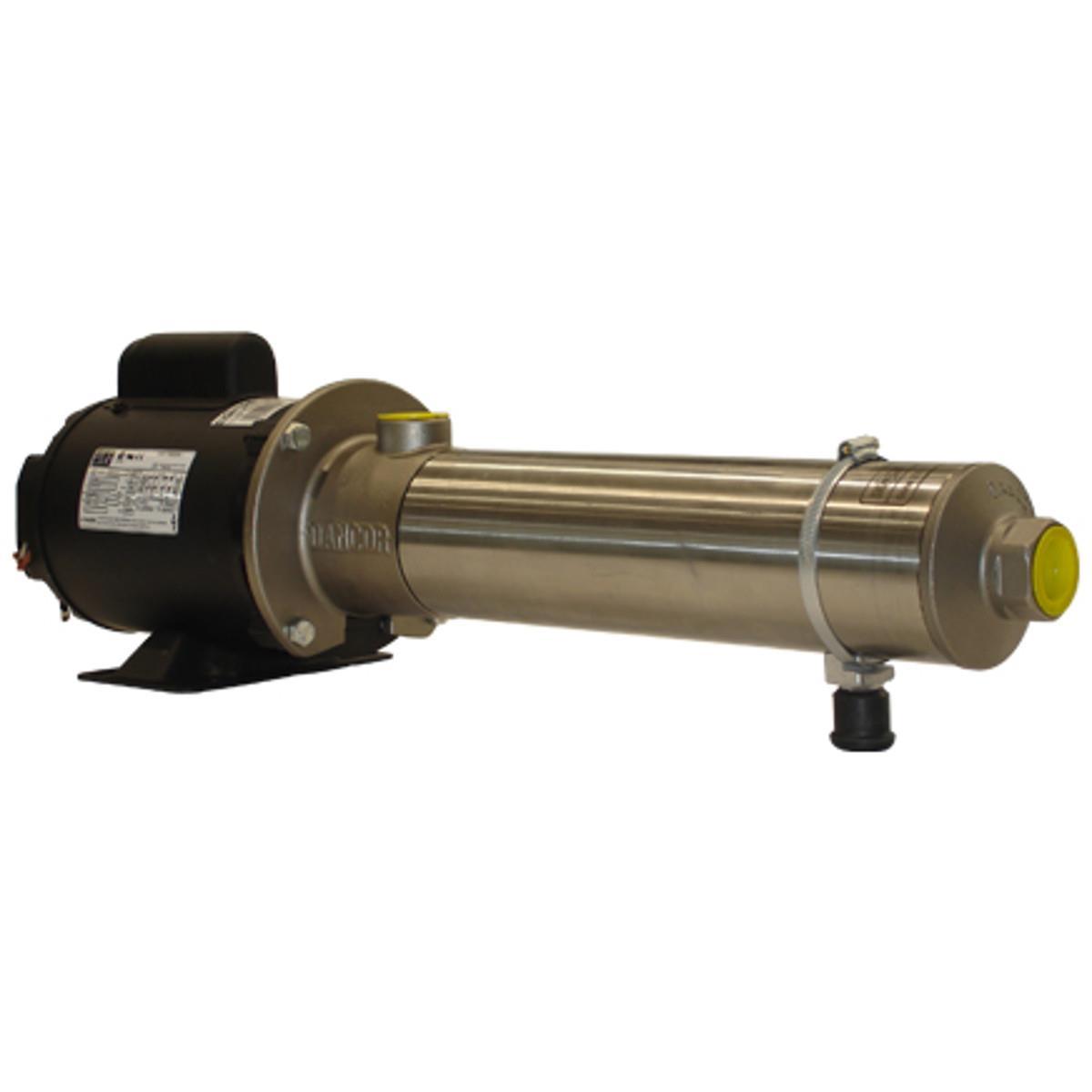 Bomba Multe estágio Dancor Booster Cap-3.2-15 B 1 1/2 Cv Trifásica 220v