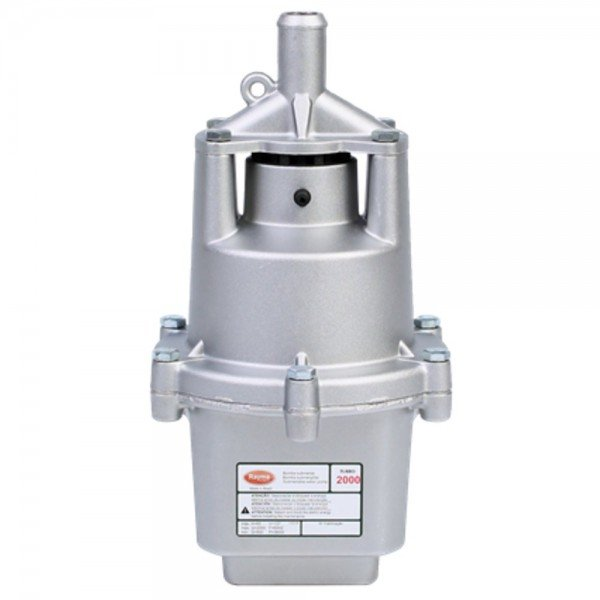 Bomba Submersa Vibratoria Para Poço Anauger Sappo 5G Monofásica 220V