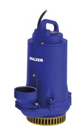 Bomba submersivel ABS/SULZER 3