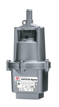 Bomba Vibratoria ANAUGER SAPPO 320 Watts 110V Monofásica