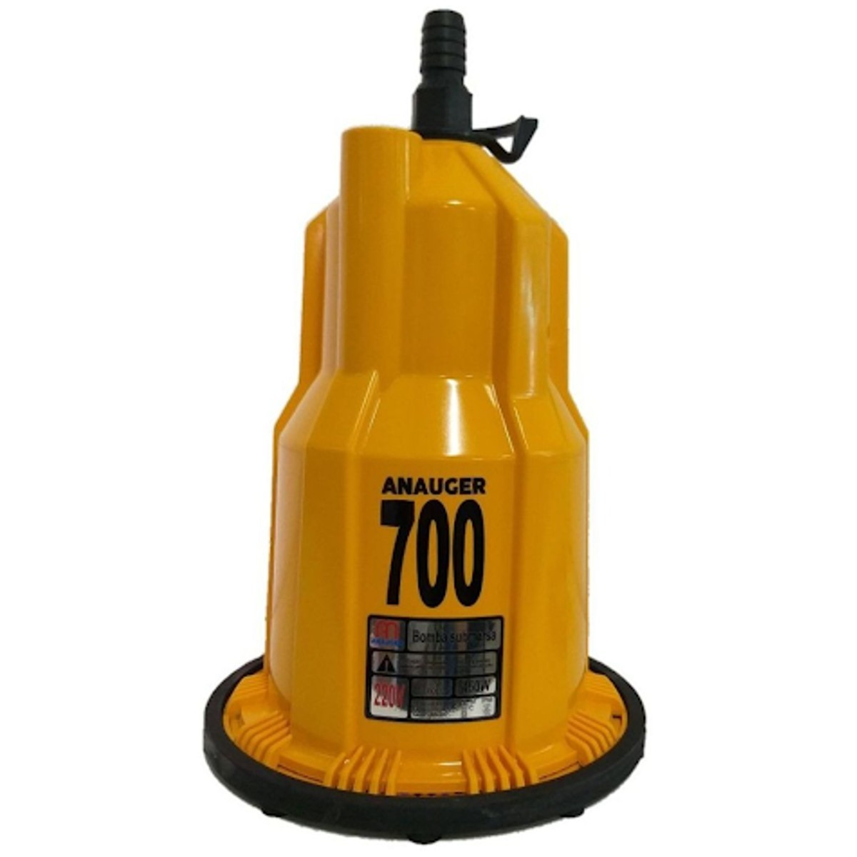 Bomba Vibratória  ANAUGER 700 5G 450 Watts  110V Monofásica