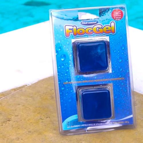 Clarificante Piscinas Floc Gel Hidroazul Piscina Cristalina