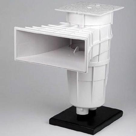 Coadeira Skimmer Jacuzzi Wc-Il - Para Piscina de Concreto