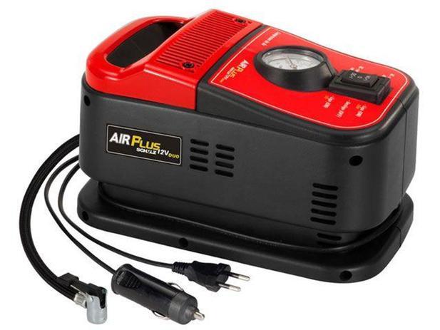 Compressor de Ar Duo Air Plus 12V - Schulz 127 v