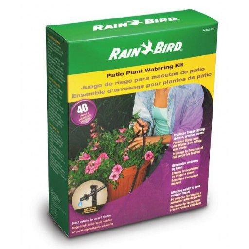 Kit De Irrigação Rainbird Para Vasos