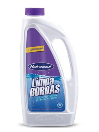 Limpa Bordas Hidroazul 1 Litro