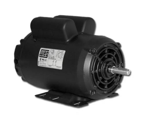 Motor WEG 2cv 1800rpm 110/220V Monofásico  IP 21