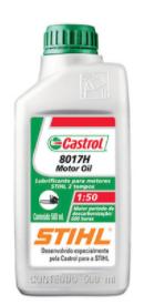 Óleo lubrificante STIHL 2T 8017 H - 500ml