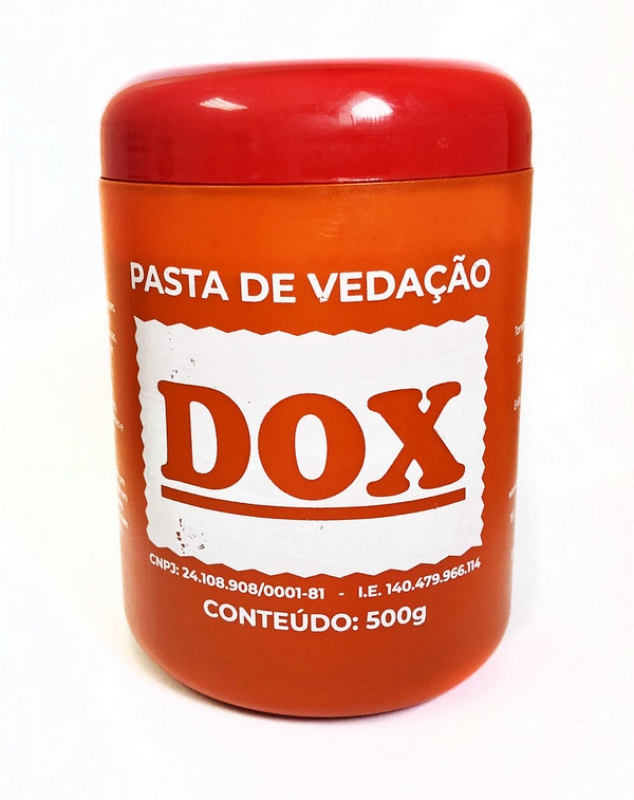 Pasta Veda Rosca Dox 500 G