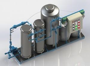 Sistema de Filtragem de água TERWAL - Customizado