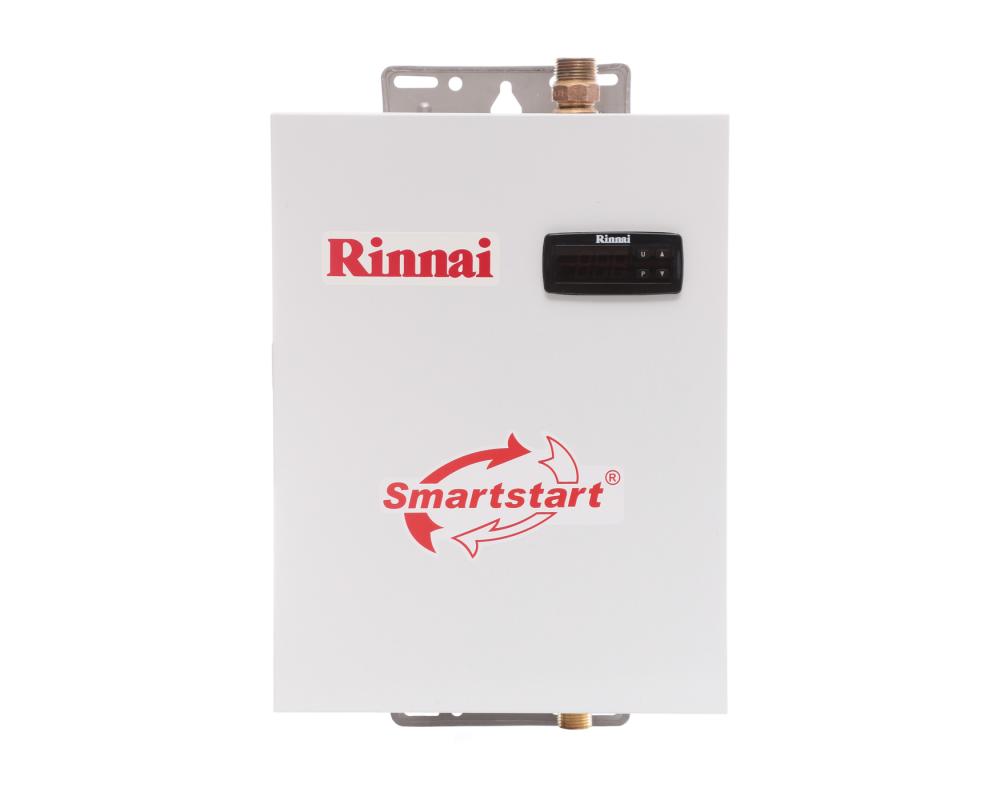 Sistema de Recirculação de Água Smartstart Rinnai RCS-9 BR sem vaso de expansão,  branca