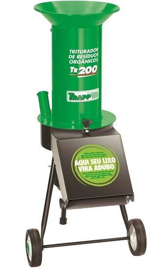 Triturador resíduos Orgânico TRAPP TR-200 1,5cv 110/220v  Monofásico
