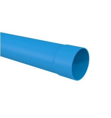 Tubo PVC IRRIGA LF PBL TIGRE 6m - (Azul)