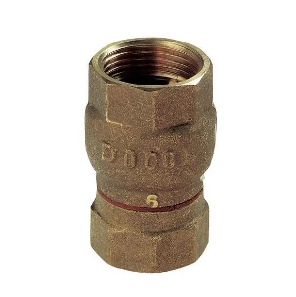 Válvula de Retenção Vertical DOCOL Bronze