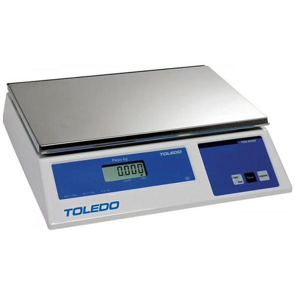 Balança de Bancada 9094 - Toledo