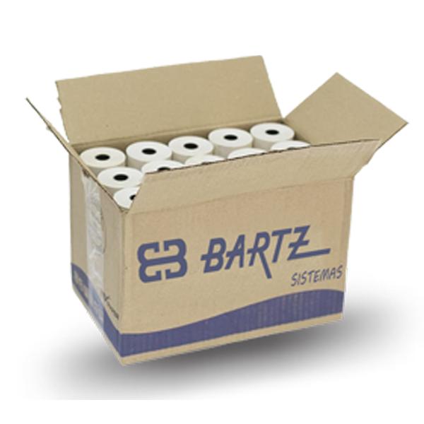 Caixa de Bobina 1 Via 57mmx40mts com 30 Unidades (Não Térmica)