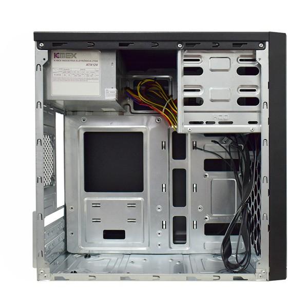 Computador NTC Dual Core Intel Pentium G5400, 4GB, SSD 240GB, Windows 10
