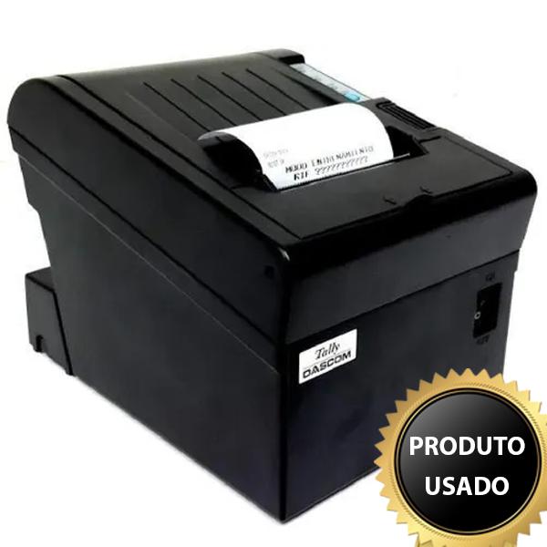 Impressora Térmica Tally Dascom USB - Usada